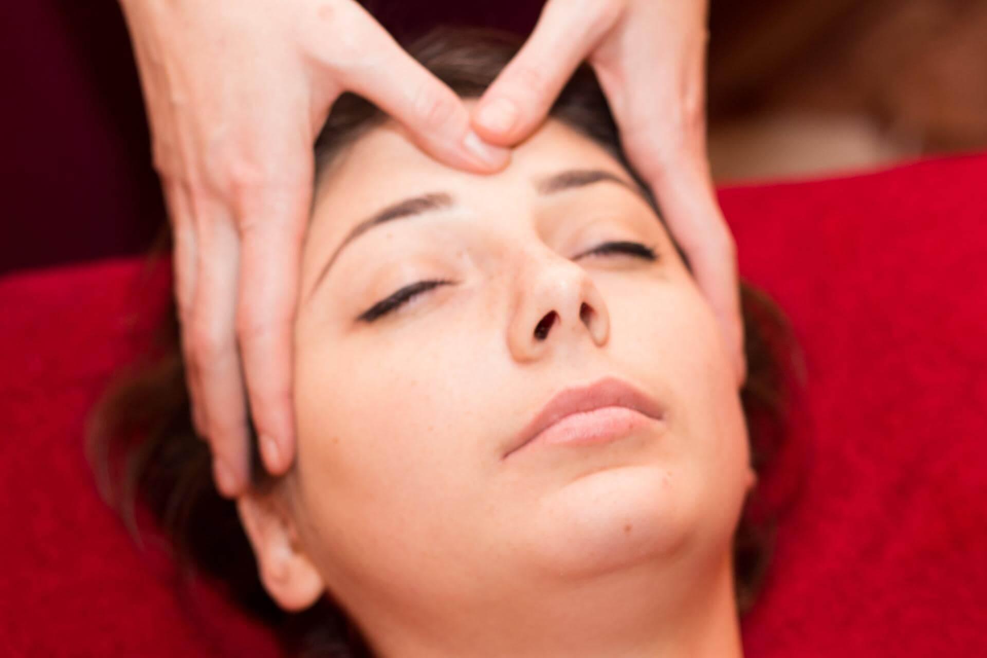 марма массаж